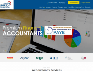 Target Accounting Client