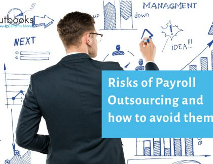 risk of payroll outsourcing