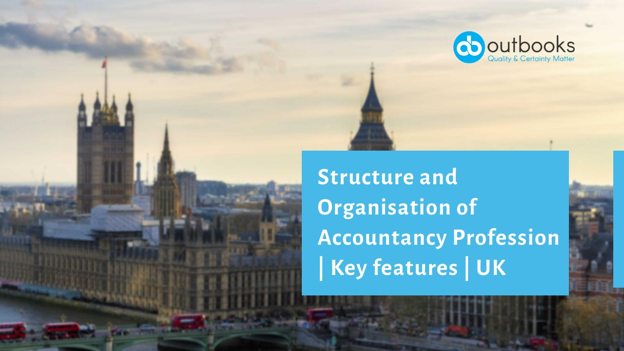 Structure and Organisation of Accountancy Profession | Key features | UK