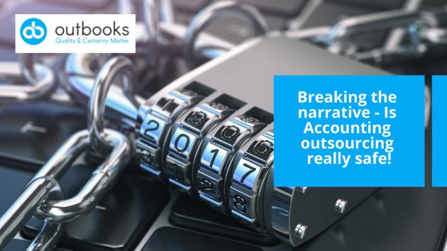 is accounting outsourcing safe