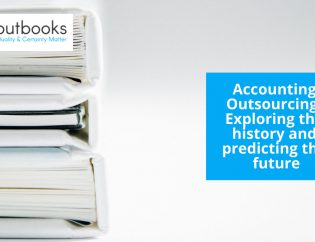 Accounting outsourcing histoty