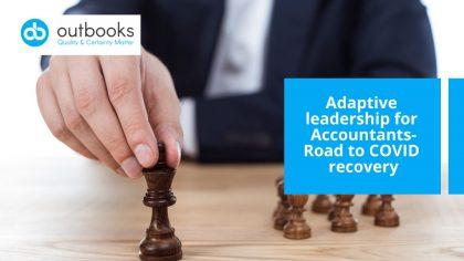Adaptive leadership for Accountants