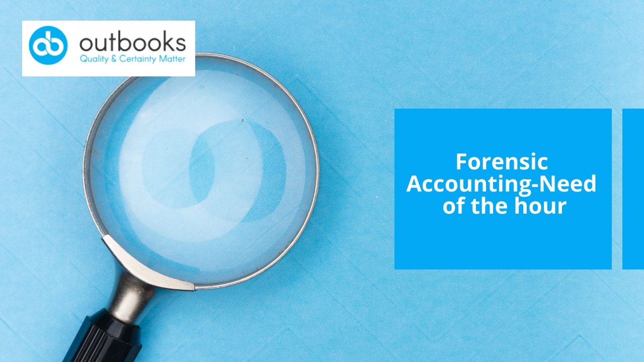 Forensic Accounting during pandemic