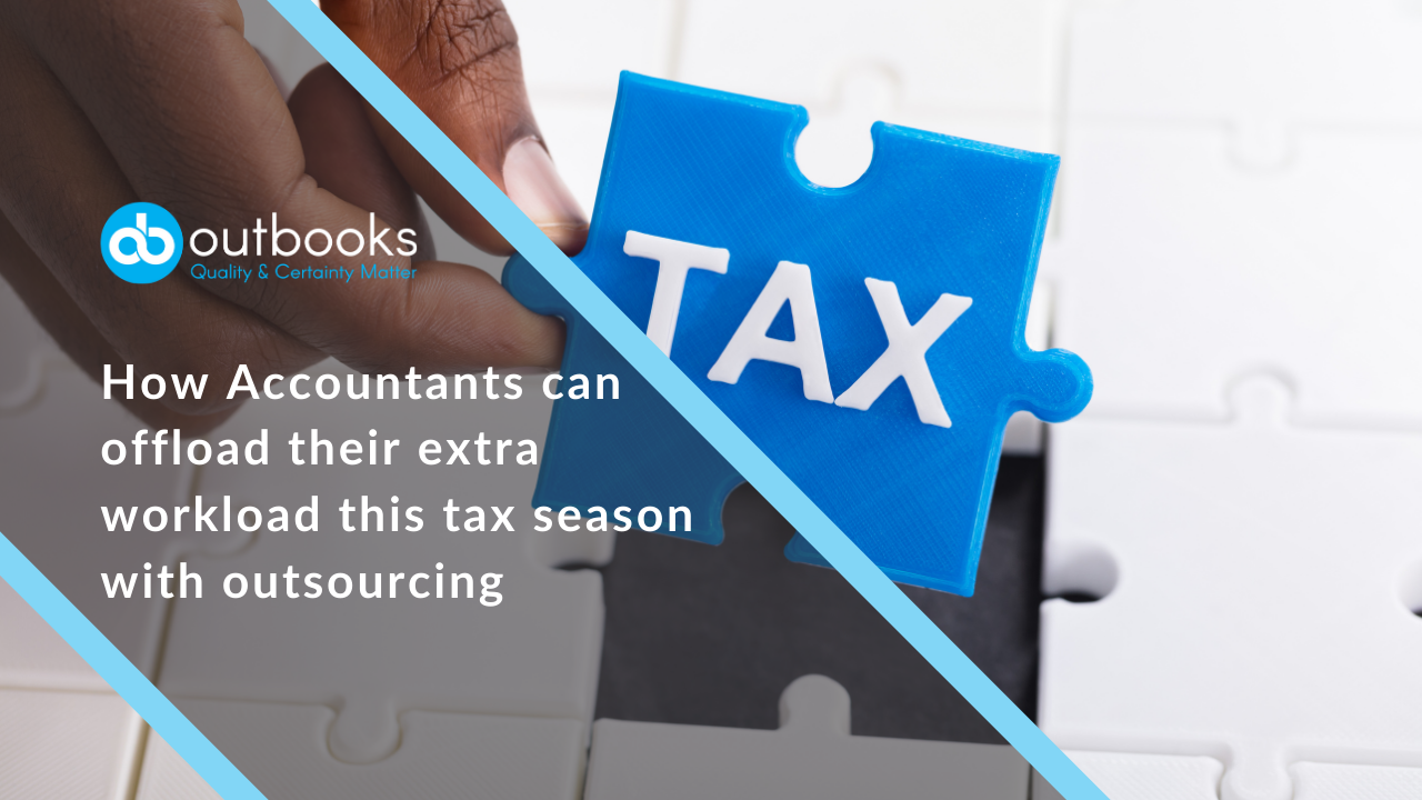 outsourcing during tax season